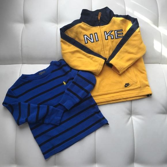 Nike   Ralph Lauren Baby Toddler outerwear bundle 60fd6b000